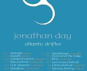 Atlantic drifter - summer tour '14 : )