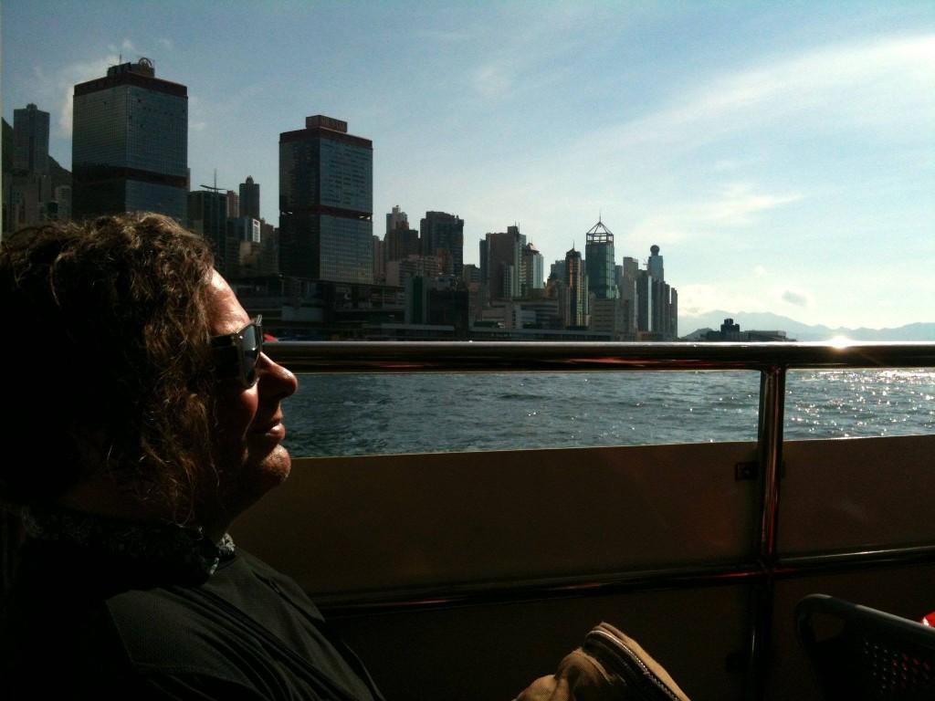 Ferry man