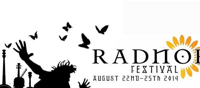 Prif Lwyfan Llanerch - Radnor Festival