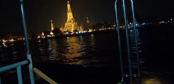 Thai tour '14 - the dim lit subterranea of the ancient mind