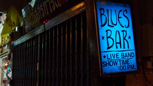 Adhere the 13th Blues Bar