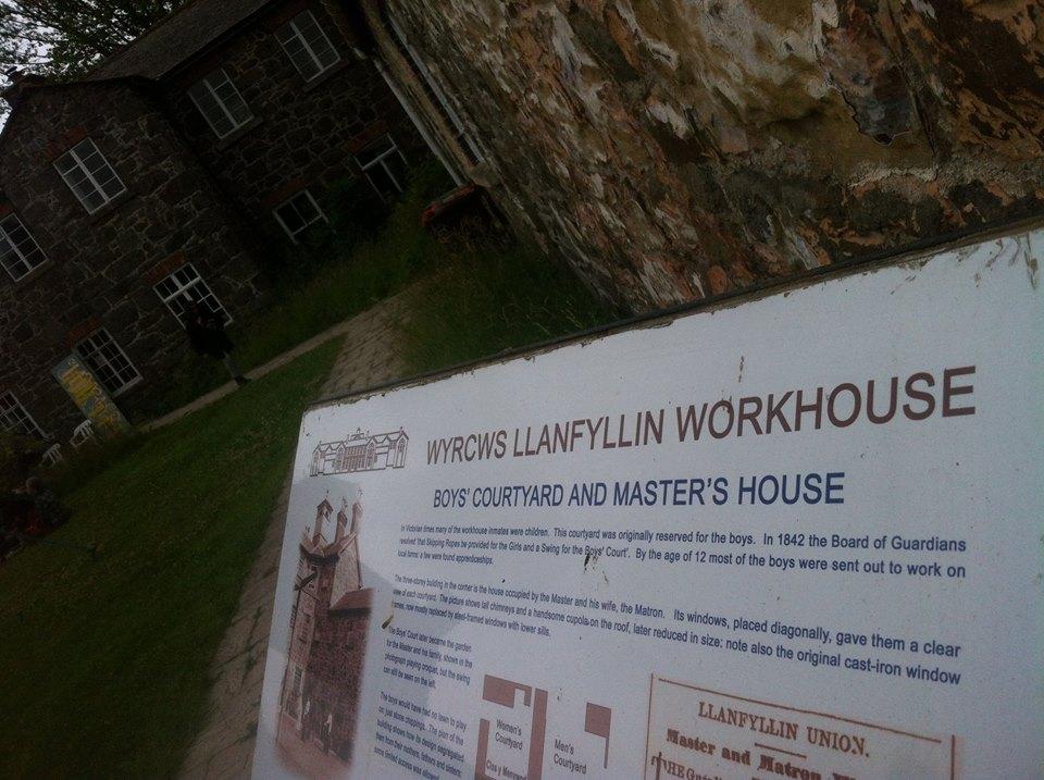 Workhouse Festival, Llanfyllin