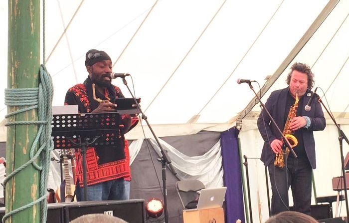 Kokomo and Jonathan