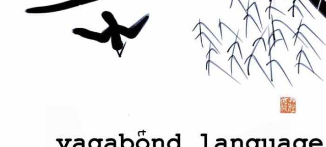 Vagabond Language tour '17