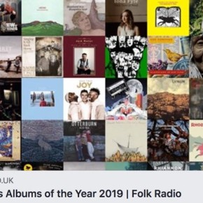a Spirit Library chosen for Folk Radio's Albums of the Year