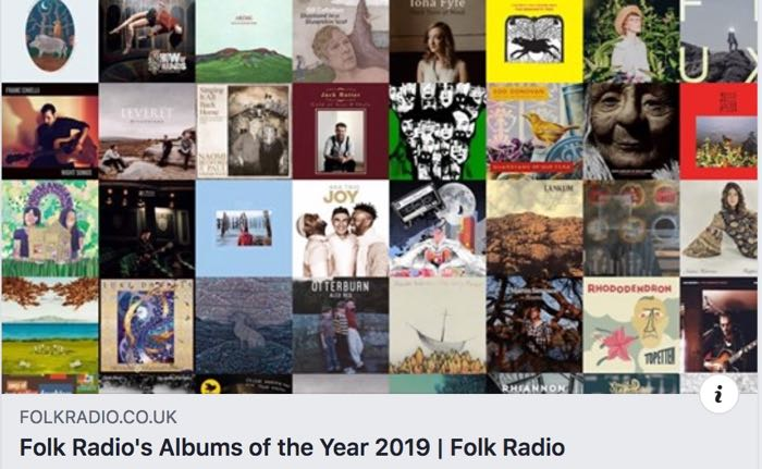 FRUK albums of the year 2