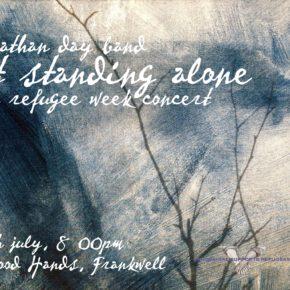 Summer tour 2021 – launch concert for Refugee Week